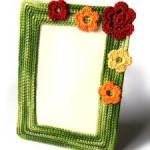 Милый подарок — рамка для фото, сделанная собственноручно