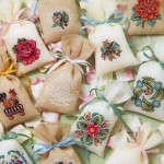Ароматный подарок – саше. Часть 1: как подобрать ароматы?