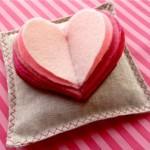 Ароматный подарок своими руками – саше. Часть 2: идеи саше в подарок на День святого Валентина