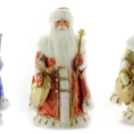 Дед Мороз под елкой – сказочный символ Нового года